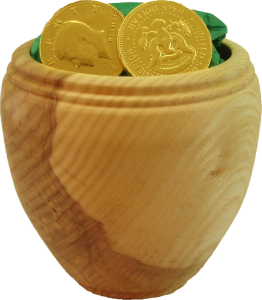 Ash Pot O' Gold