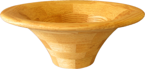 Segmented Oak Bowl