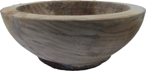 Wet Turned Walnut Bowl