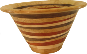 Droopy Segmented Bowl