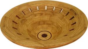 Mixed Open & Closed Segment Bowl
