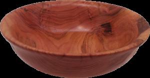 Apricot Wood Bowl
