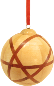 Orbit Ornament