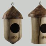 Birdhouse Christmas Ornament